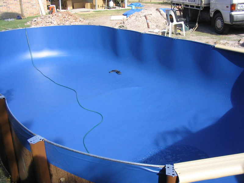 Gallery instapool above ground pool specialists for Deep above ground pools