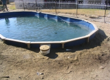 Pool World Oval Pool